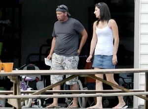 Jon Gosselin & Stephanie Santoro